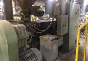 Davis Standard Thermatic 35IN3 extrusion line