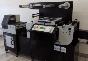 Digital Label Press DLP-2000
