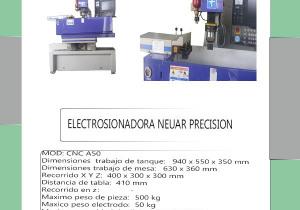 USA CNC A50