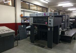 Heidelberg Speed Master 74