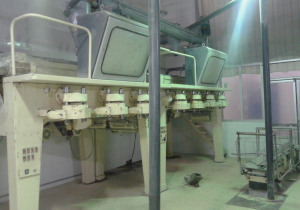 Semi Automatic line Spaghetti Production line
