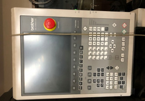 Brother HS-70A CNCWire EDM