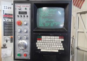 Fadal 906, VMC 4020 HT