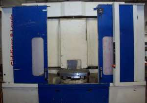 Giddings & Lewis HMC-230 CNC Horizontal Machining Center