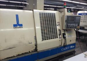 Okuma Cadet Mate 4020 CNC Mill
