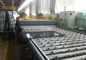 RCN Laminated Glass Line