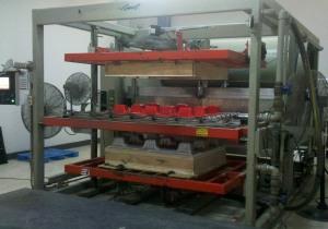 "Maac Machinery Company COMET 84"" x 60"""