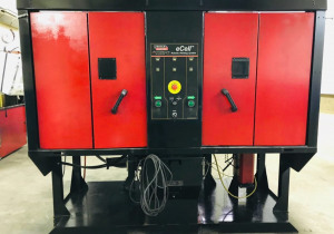 Lincoln System Welding Ecell with Fanuc Arc Mate