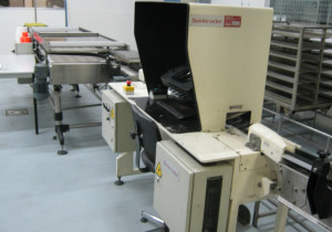 Seidenader V 90 Semi Automatic Inspection Machine