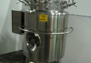 Mixing Tank Stainless Steel 120 Litres Bio Inox
