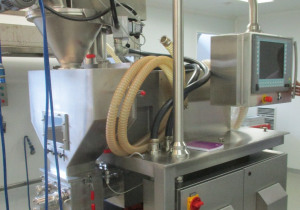Roller Compactor And Granulator Hosokawa Bepex L 200 Fc 200