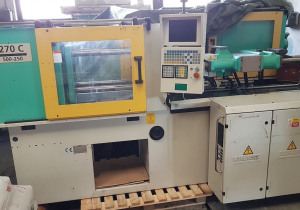 Injection Molding Machine Arburg 270C 500-250