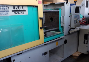 Injection Molding Machine 420 C 1000-250
