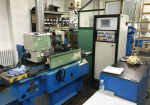 TOS Holice BUA 25 Cylindrical Grinding Machine