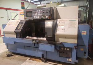 Mazak Dual Turn 20 CNC Lathes