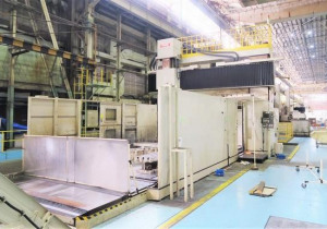 2011 Snk Rb-250F 5-Axis Double Column Vertical Machining Center
