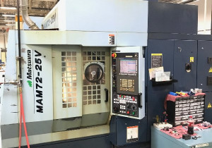 Matsuura Mam 72-25V-Pc2