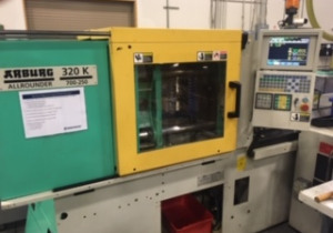 Arburg 320Ks700-250 Injection moulding machine