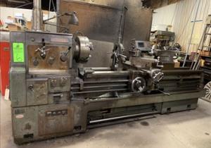 Mori Seiki Mh2000G Gap Bed Engine Lathe