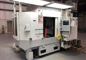 Haas Hs-1Rp Cnc Horizontal Machining Center