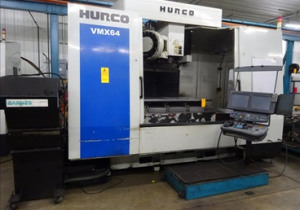 Hurco Vmx64 Cnc Vertical Machining Center