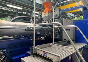 Battenfeld  HM 10000 2P/7700 Injection moulding machine