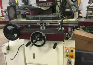 Hand Feed Surface Grinder | Chevalier Fsg-618M With Sony Digital