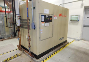 290 Cfm Ingersoll-Rand Oil-Free Air Compressor