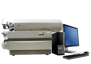 AB SCIEX API 2000 QTRAP LCMSMS System