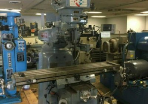 Used Vertical Milling Machine | Clausing Kondia Fv-1 Vertical Mill