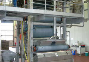 Pressing Station - Belt Press  APEX 1500
