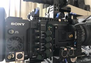 Sony Pmw-F55 4Kcamera