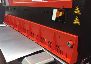 Guillotine Shears Amada Gs 630