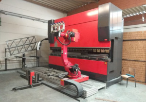 Cnc Press Brake Amada Hfe 170-4 L With Astro 50Y