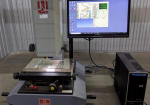 J&L Metrology VM-300 Video Measuring System