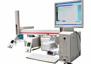 MicroCal / CTC Analytics HTC-PAL System