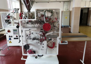 Used H&S Tee-Gesellschaft Model Pt-21B For Packaging Tea Into Sachets
