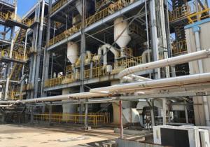 Nylon Polymerization Plant 135 Tpd