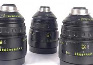 Arri Master Prime Lens