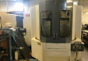 Cnc Horizontal Machining Center | Mazak Htc 400 | Amc