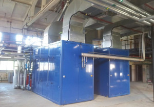 (2) 400 Kw 380 Volts 50 Hz Biogas Generator Sets