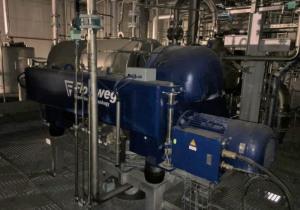 Flottweg Z4E-3/451 420Mm Dia Decanter Centrifuge