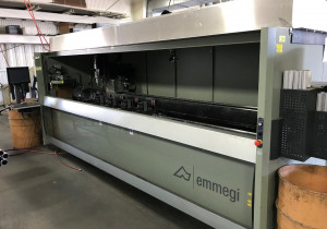 14' Emmegi 4-Axes Machining Centre