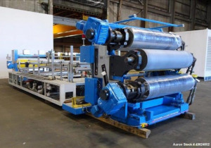 72″ Wide Welex Co-Extrusion Sheet Line