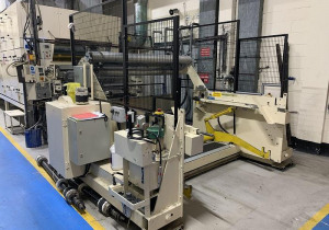 SPOONER 850322 PVC Foam Coating Line
