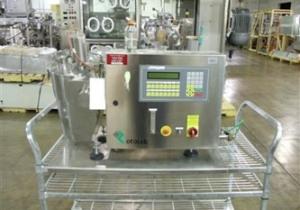 Zanchetta Model Rotolab High Shear Granulating Mixer