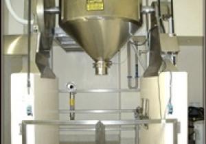 Paul O. Abbe 316L S/S 83 Cu Ft Rota-Cone Blender