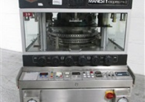 Manesty Rotapress Mk Iv 61 Station Rotary Tablet Press