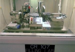 M&O Perry Monoblock Vial Filler & Capper For 0.5Ml & 2.0Ml Nalge Tubes