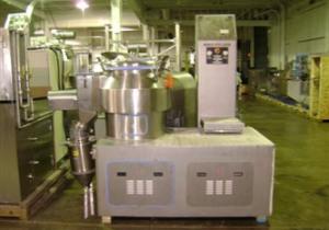 200 Liter Niro Fielder Granulating Mixer With Comil